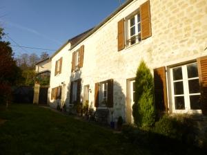Stone farmhouse