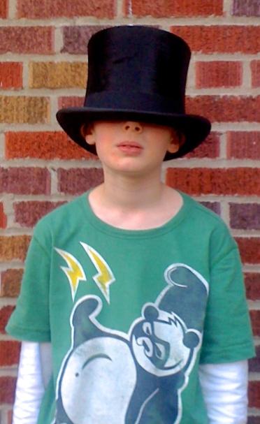 Matt Musial in Top Hat