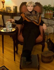 Author Lisa Tracy