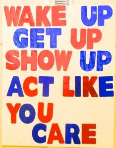 Wake Up, Get Up