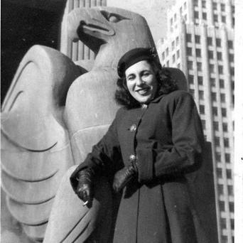 Grande dame Ceci Lowenhaupt of St. Louis