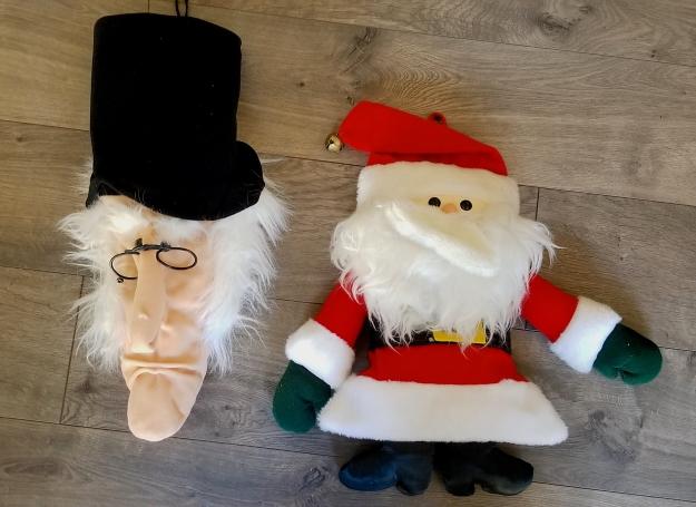 Resale Evangelista Christmas stockings